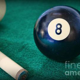 Paul Ward - 8 Ball