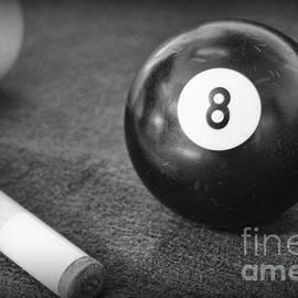 Paul Ward - 8 Ball Side Pocket