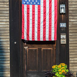 Dawna  Moore Photography - Doors of Portsmouth New Hampshire
