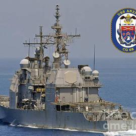 USS ANZIO - Baltzgar