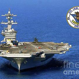 USS CARL VINSON - Baltzgar