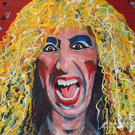 Robert Yaeger - 80s Hair Bands Twisted Sister