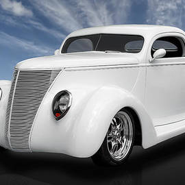 Frank J Benz - 1937 Ford Coupe