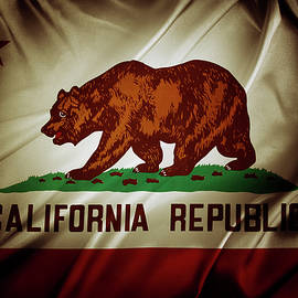 California flag - Les Cunliffe