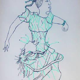 Gloria Ssali - Kiganda Dance - Uganda