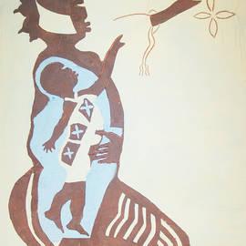 Gloria Ssali - Madonna and Child