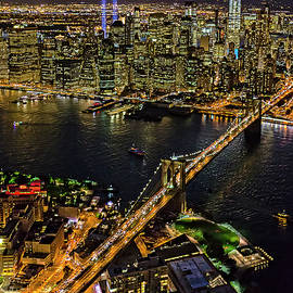 Susan Candelario - 911 Tribute In Lights at NYC