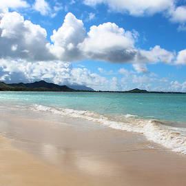 Kerri Ligatich - A beautiful Day At Kailua Beach Hawaii