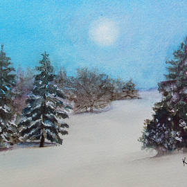 Katherine  Berlin - A Beautiful Winter Day