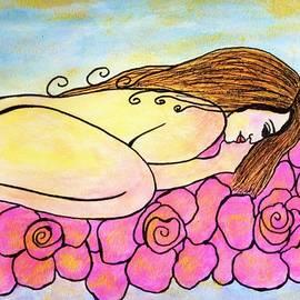 Renate Dartois - A bed of Roses