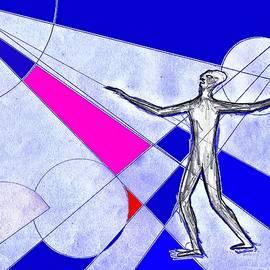 Hartmut Jager - A Blind Artist Seeking Color