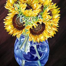 Irina Sztukowski - A Bunch Of Sunflowers