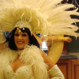 Arlane Crump - A C Showgirl
