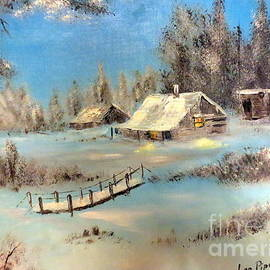 Lee Piper - A Cabin In The Woods