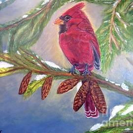 Kimberlee  Baxter - A Cardinal