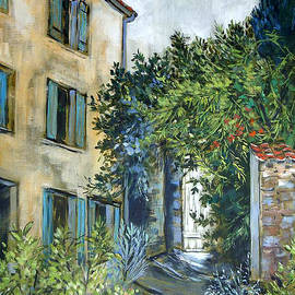 Cathy MONNIER - A Charming Alley