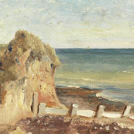 A Coastal Study - George Hemming Mason
