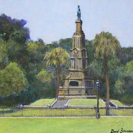 David Zimmerman - A Confederate Monument