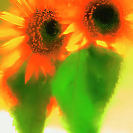 Alexander Vinogradov - A Couple Of Sunflowers.