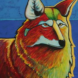 Joe  Triano - A Coyote Portrait