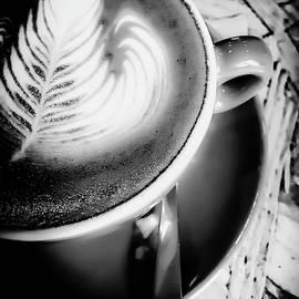 A cup of latte - Tom Gowanlock