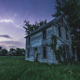 Aaron J Groen - A Dark and Stormy Place