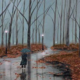 Ken Figurski - A Dreary Autumn Evening