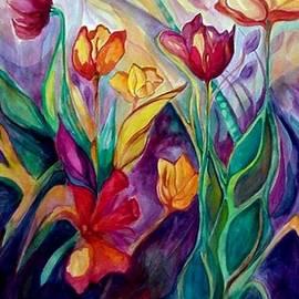 Carolyn LeGrand - A Garden Full Of Delights