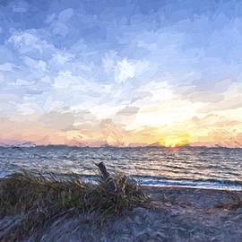 A Glass of Sunrise II - Jon Glaser