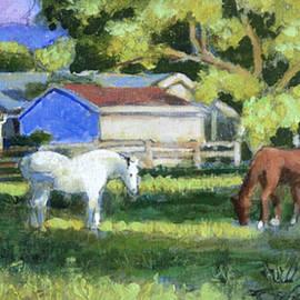 David Zimmerman - A Goodnight Moon for Horses