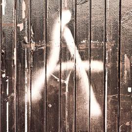 A graffiti - Tom Gowanlock