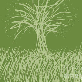 Stacy C Bottoms - A Green Tree