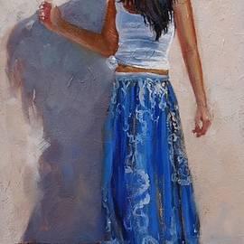 Laura Lee Zanghetti - A Harmony of Blues