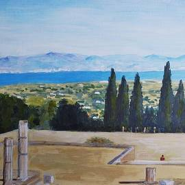 Nigel Radcliffe - A Healing Place The Asclepeion