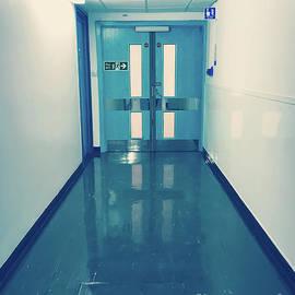 Tom Gowanlock - A hospital corridor