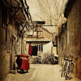 Toni Abdnour - A Hutong In Beijing