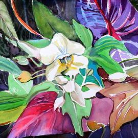 Mindy Newman - A Little Orchid