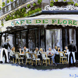 David Zimmerman - A New Cafe De Flore