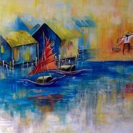 Pamela Saramandif Vardin - A Piece Of Vietnam