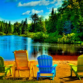 David Patterson - A Place to Relax at Singing Waters