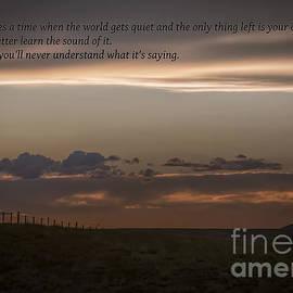 Janice Rae Pariza - A Quiet World