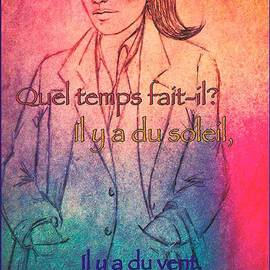 Joan-Violet Stretch - A Raincoat in Paris
