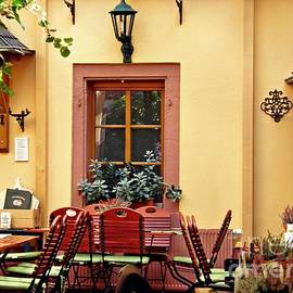 A Rudesheim Restaurant