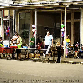 Joe Paradis - A Rural Village Festival in Hard Times