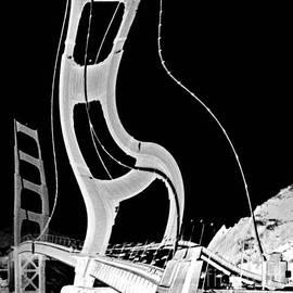 ImagesAsArt Photos And Graphics - A Shakey Golden Gate Bridge