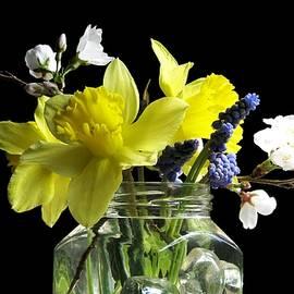 Angela Davies - A Spring Bouquet