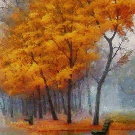 Mario Carini - A Stand for Autumn
