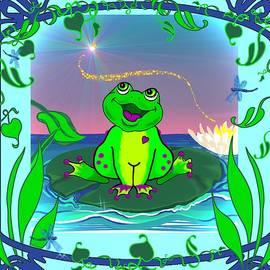 Ceci Bahr - A Storybook Froggy