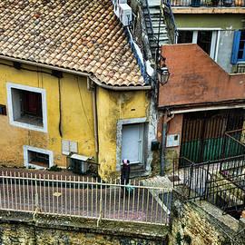 Hugh Smith - A Street in Orange France