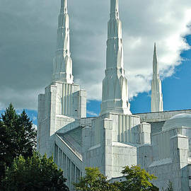 Nick  Boren - A Temple To The Most High God
